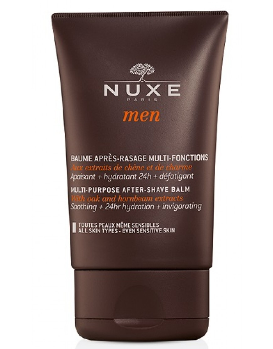 NUXE MEN BAUME DOPO-BARBA MULTIFUNZIONE 50 ML