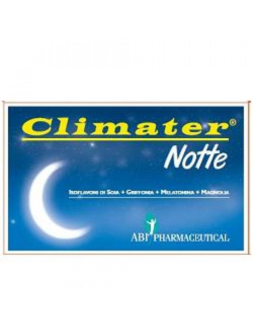 CLIMATER NOTTE 20 COMPRESSE
