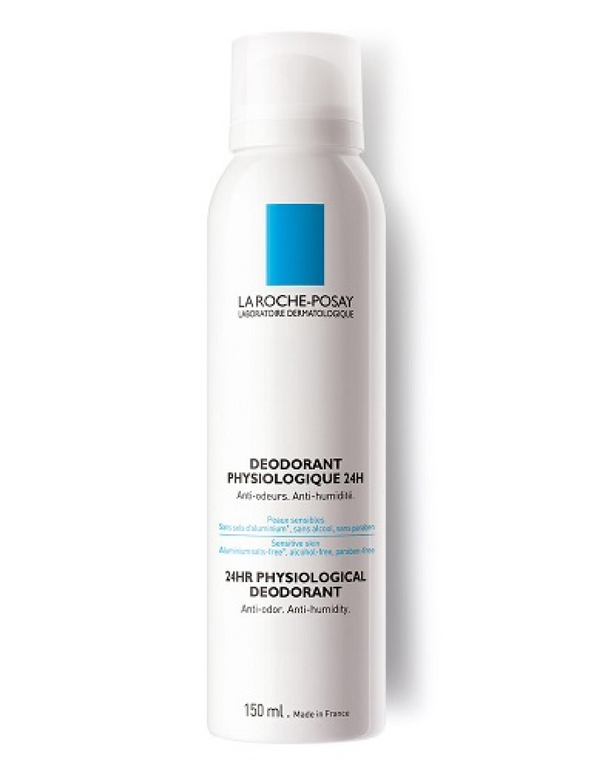 La Roche Posay Deodorante Physiologique 24h Spray 150ml