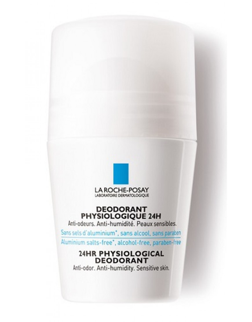 La Roche Posay Deodorante Physiologique 24h Roll On 50g