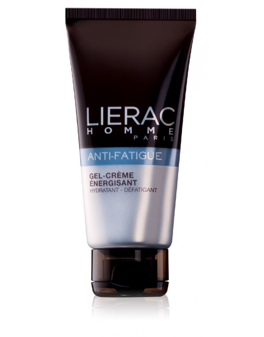 Lierac Homme Anti-fatica Gel crema idratante energizzante 50ml