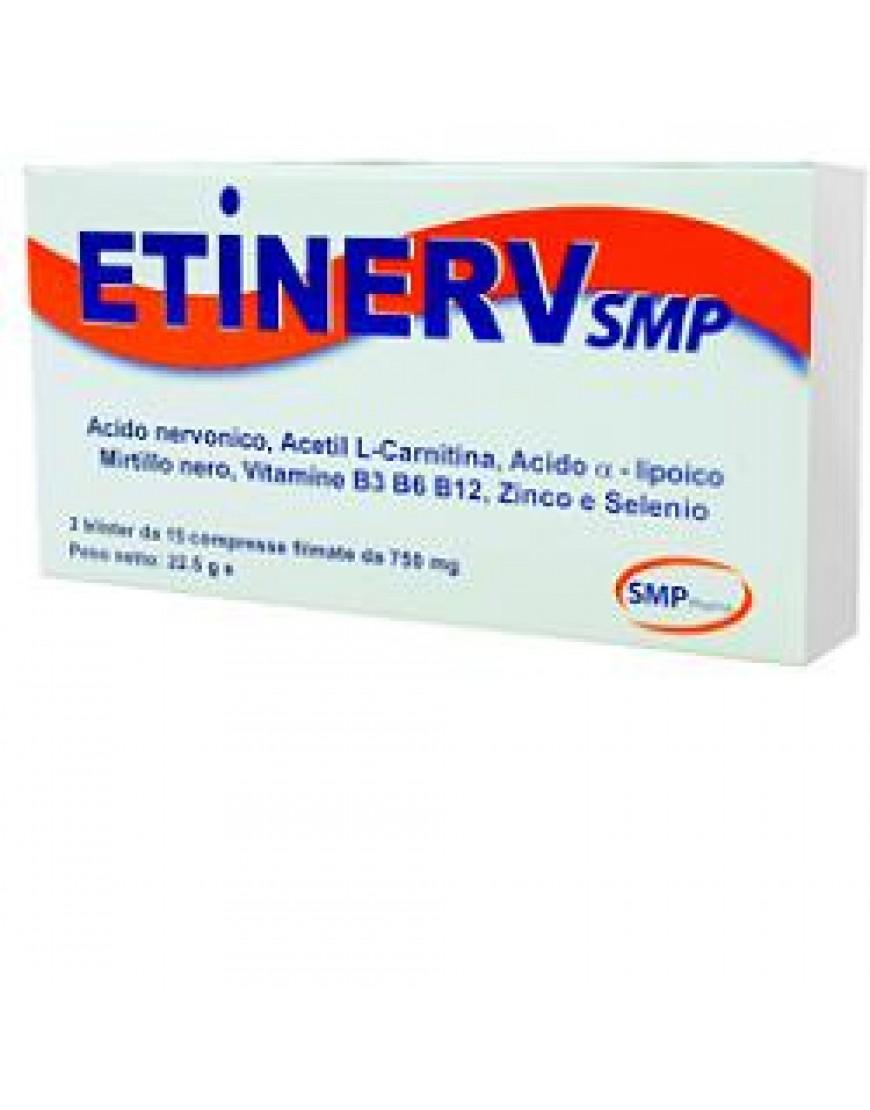 ETINERV SMP 30 COMPRESSE