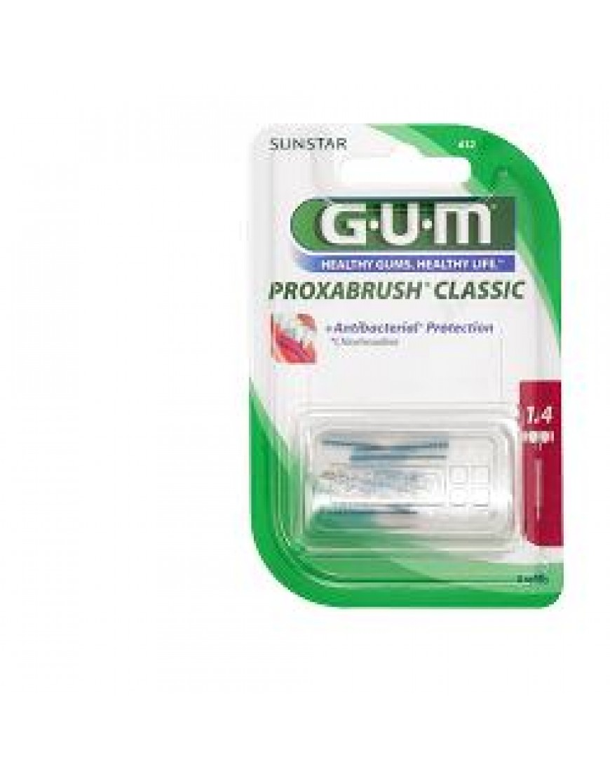 GUM PROXABRUSH 612 SCOV 8PZ