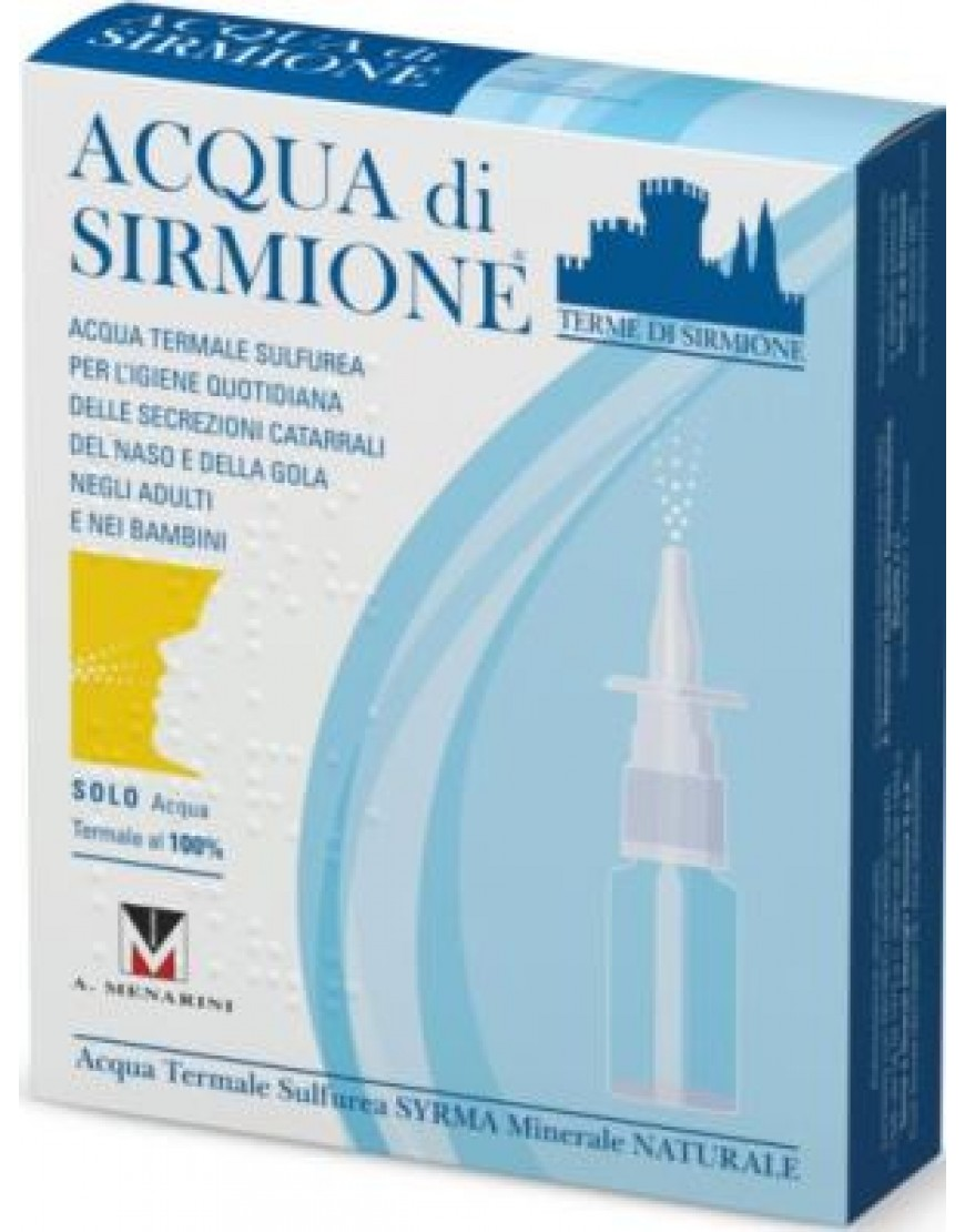 ACQUA DI  SIRMIONE  15ML 6FLACONCINI