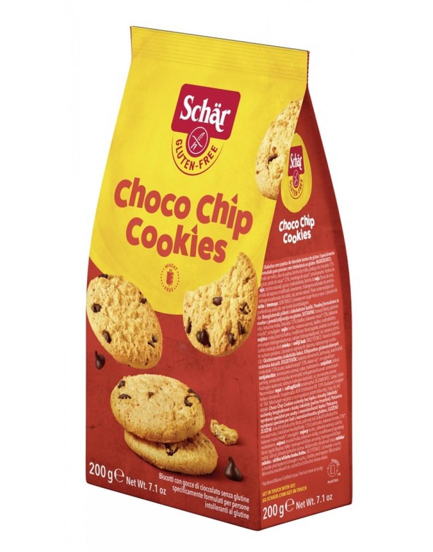 SCHAR CHOCO CHIP COOKIES 200G