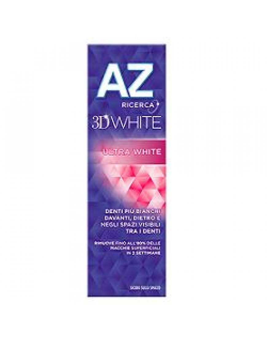 AZ 3D WHITE ULTRAWHITE 75ML