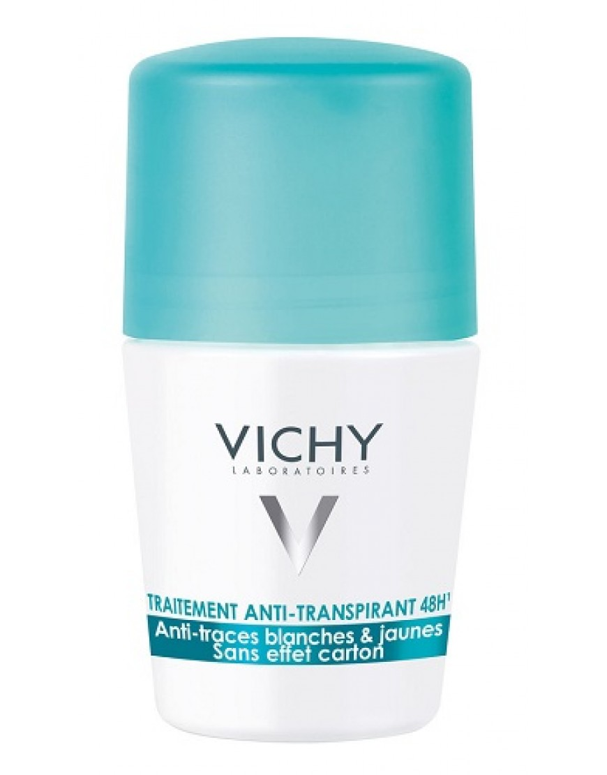 Vichy Deodorante Roll On  Anti-Tracce 50ml