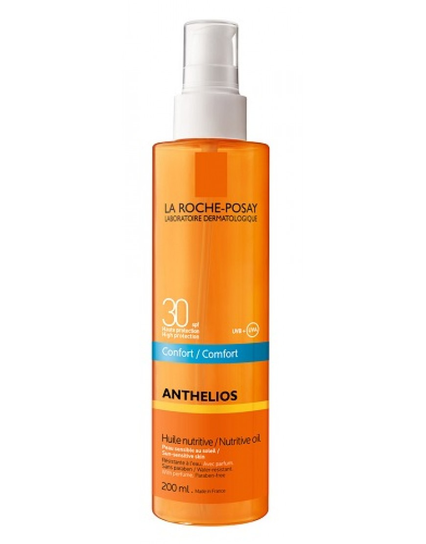 ANTHELIOS SPF30 OLIO NUTRIENTE 200ML