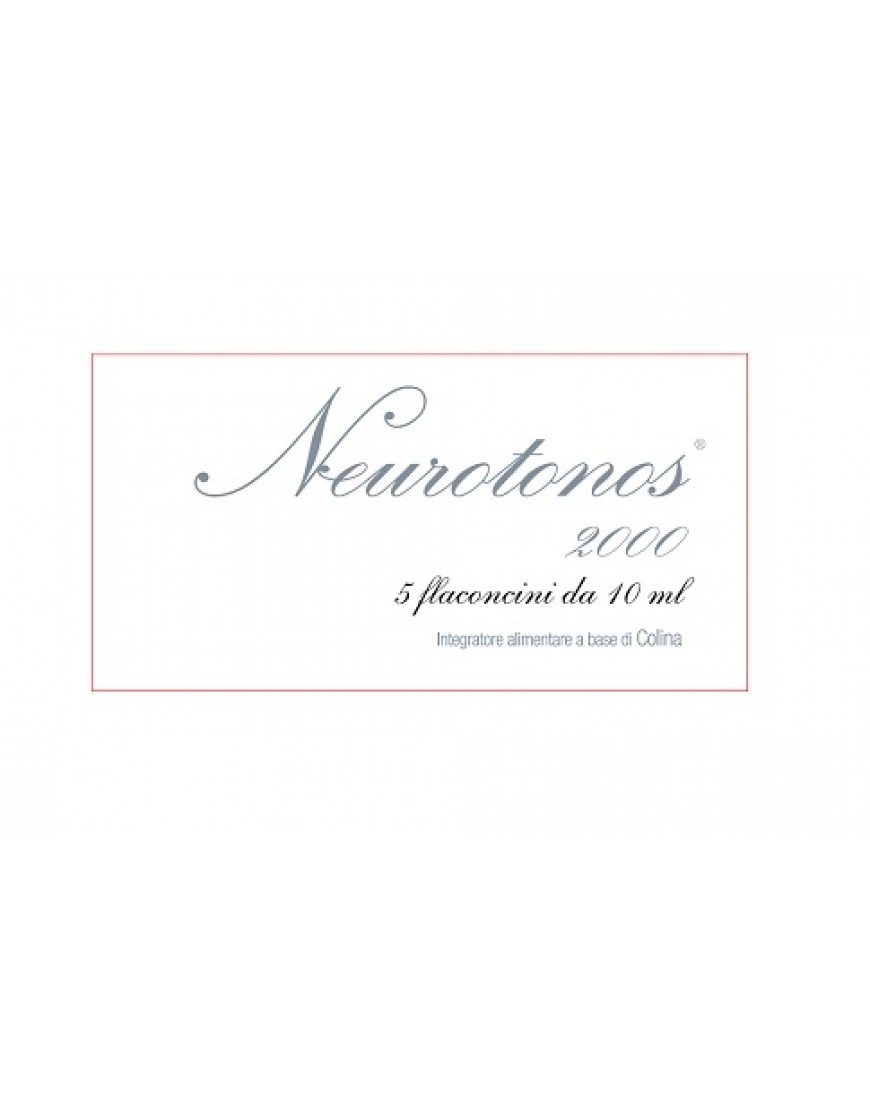 NEUROTONOS 2000 5FL 10ML