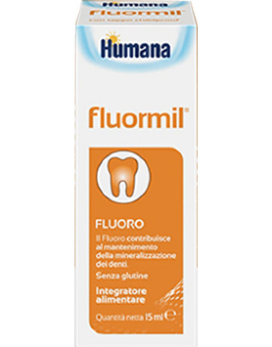FLUORMIL GOCCE 15ML
