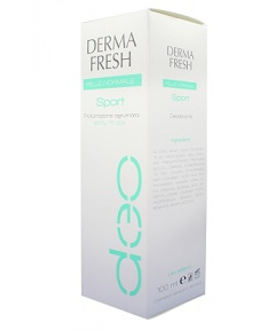 DERMAFRESH DEO  SPORT 100 ML