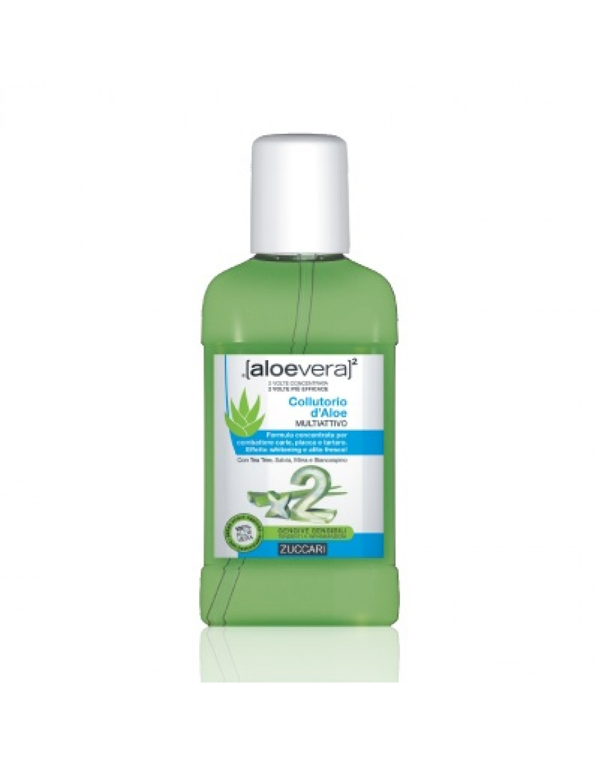 ALOEVERA2 COLLUTTORIO ALOE 250ML