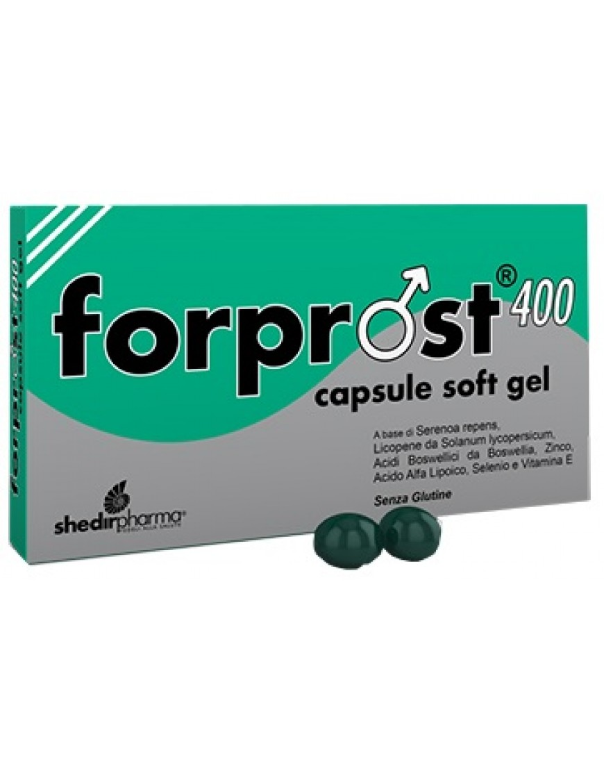 FORPROST 400 15 CAPSULE MOLLI
