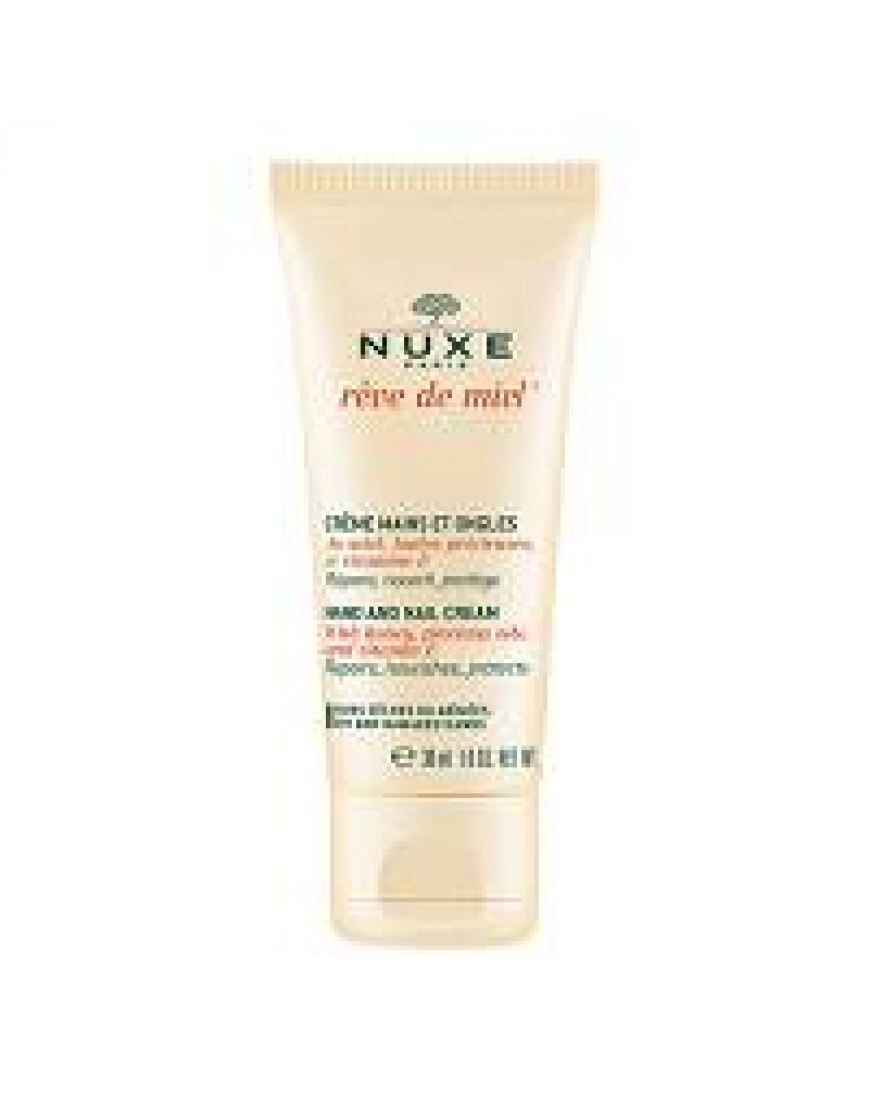 NUXE CREME MAINS ET ONGLES30ML