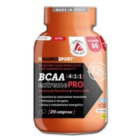 Named Sport Bcaa 4:1:1 Extremepro 210 Compresse