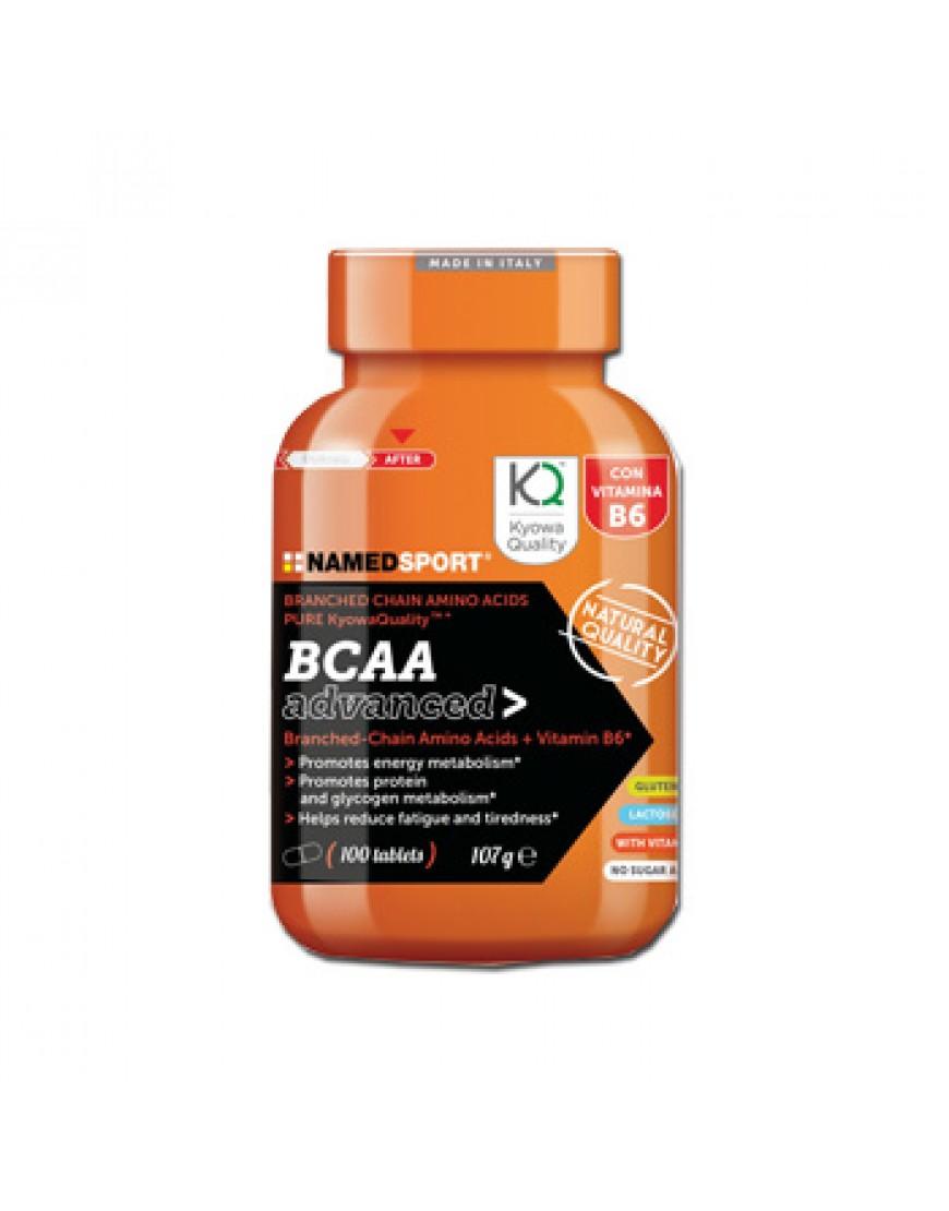 BCAA ADVANCED 100CPR