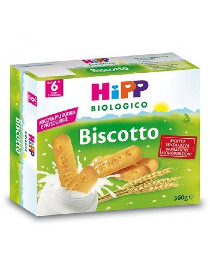 HIPP BIO BISCOTTO 360 G