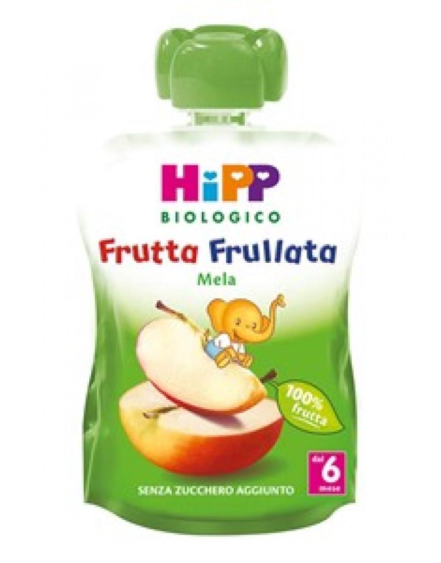 HIPP BIO FRUTTA FRULLATA MELA 90G
