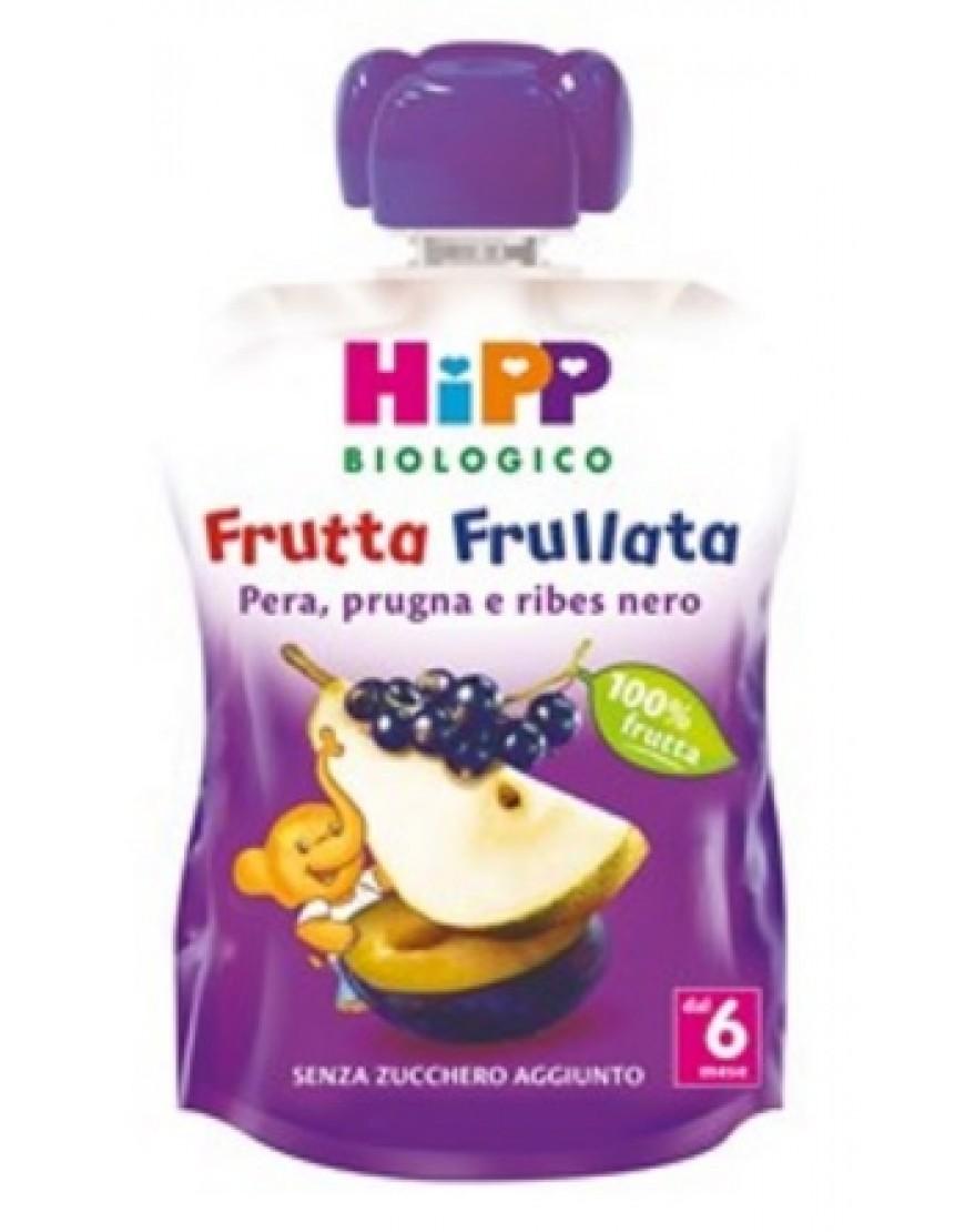 HIPP BIO FRUTTA FRULLATA PRUGNA 90 G