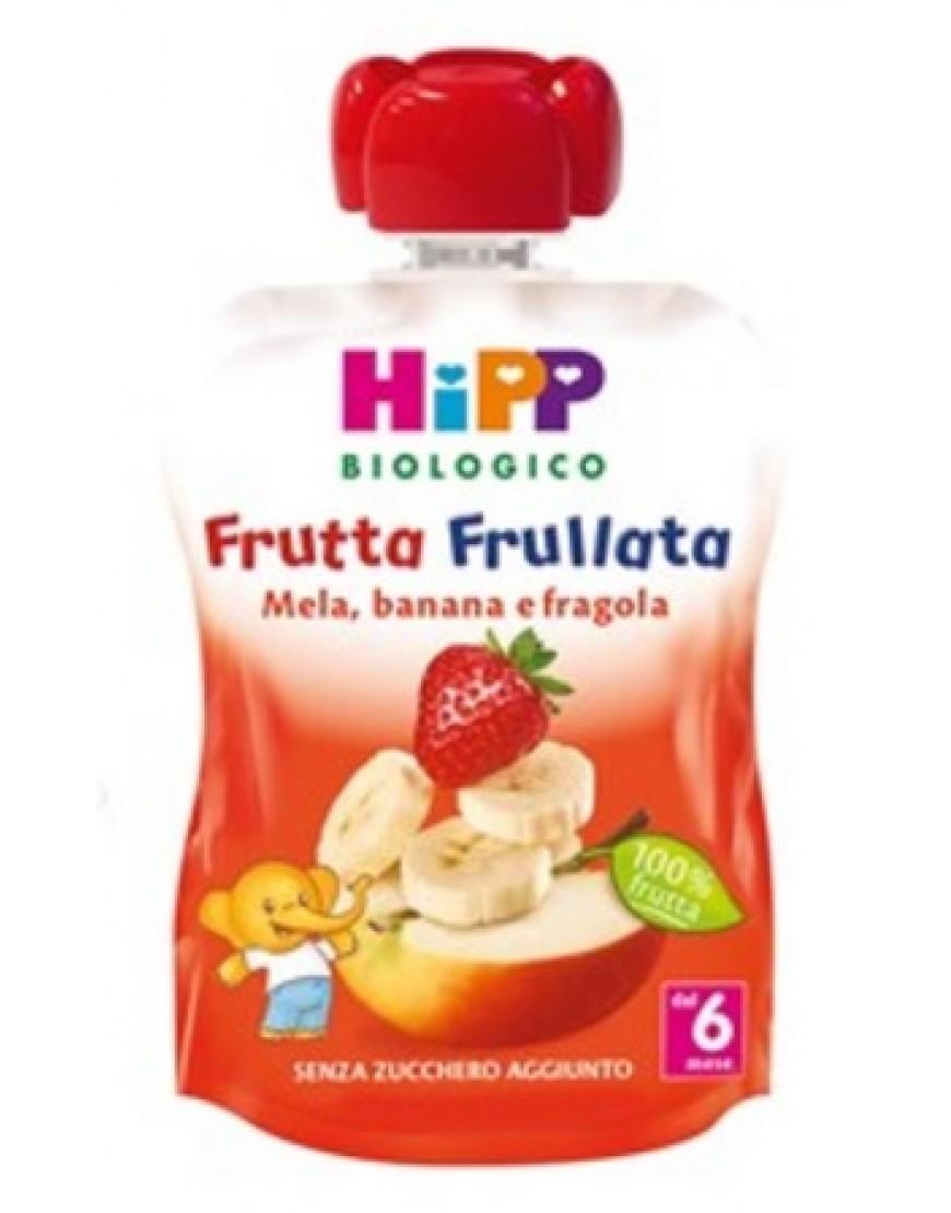 HIPP BIO FRUTTA FRULLATA 90G