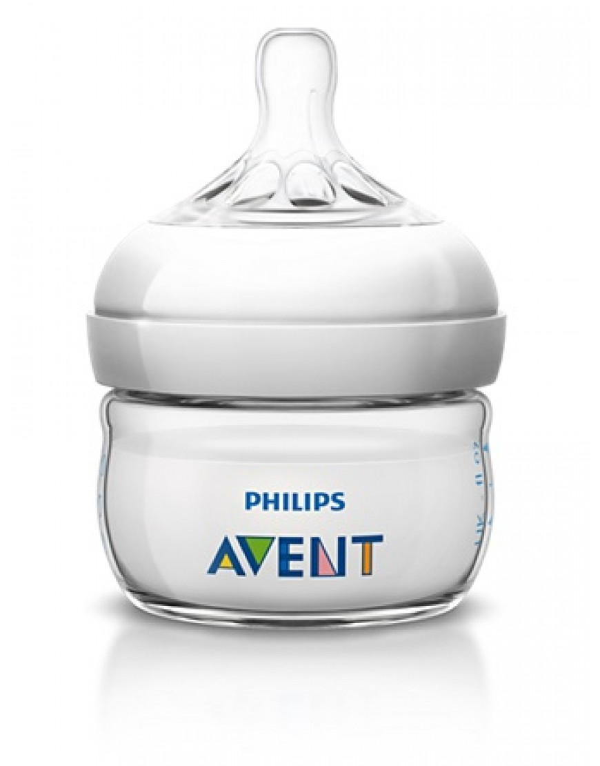 AVENT BIB NATURAL PP 60ML