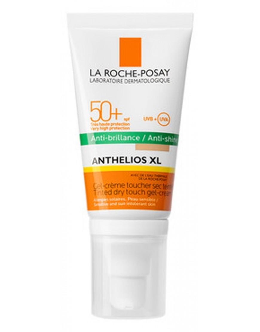 La Roche Posay Anthelios Xl Gel Crematocco Secco Color 50+ 50ml