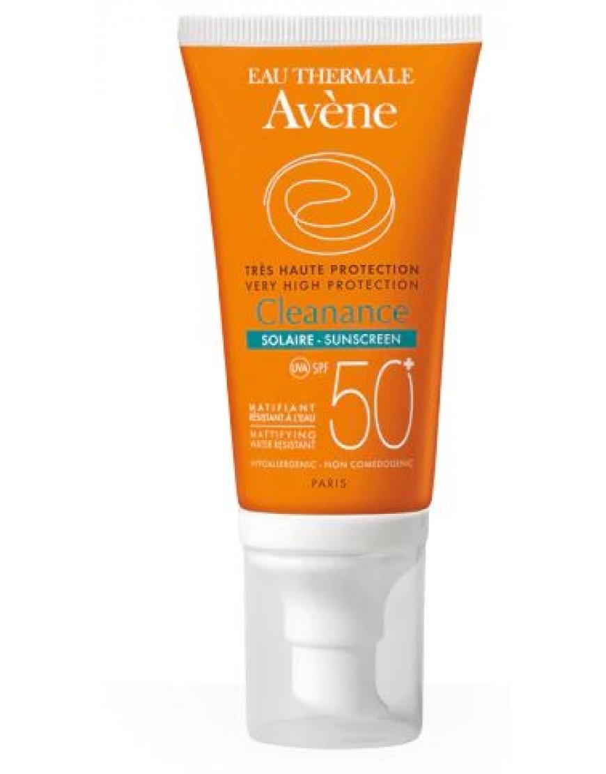 AVENE SOL CLEANANCE SPF50+50ML