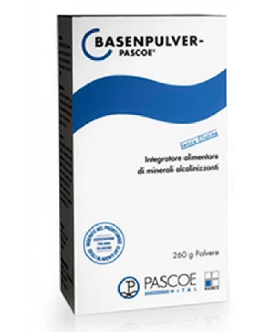 BASENPULVER POLV 260G PASCOE