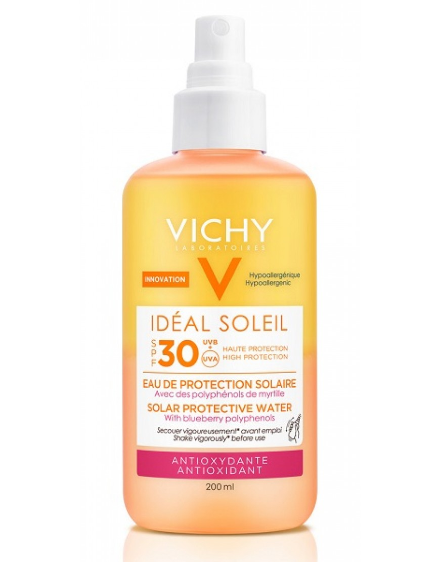 VICHY IDEAL SOLEIL ACQUA SOLARE ANTIOSSIDANTE 200ML