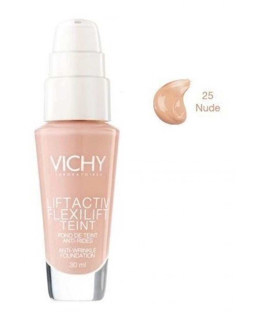 Vichy Liftactiv Flexiteint Fondotinta Anti-Rughe 30 ml - 25 Nude