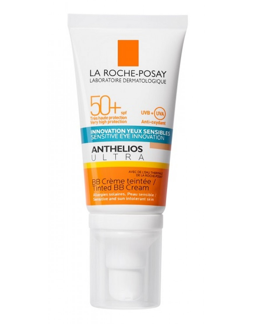 ANTHELIOS CREMA BB 50+ C/PROF