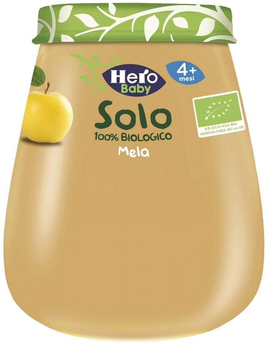 HERO SOLO OMOG MELA BIO 120G