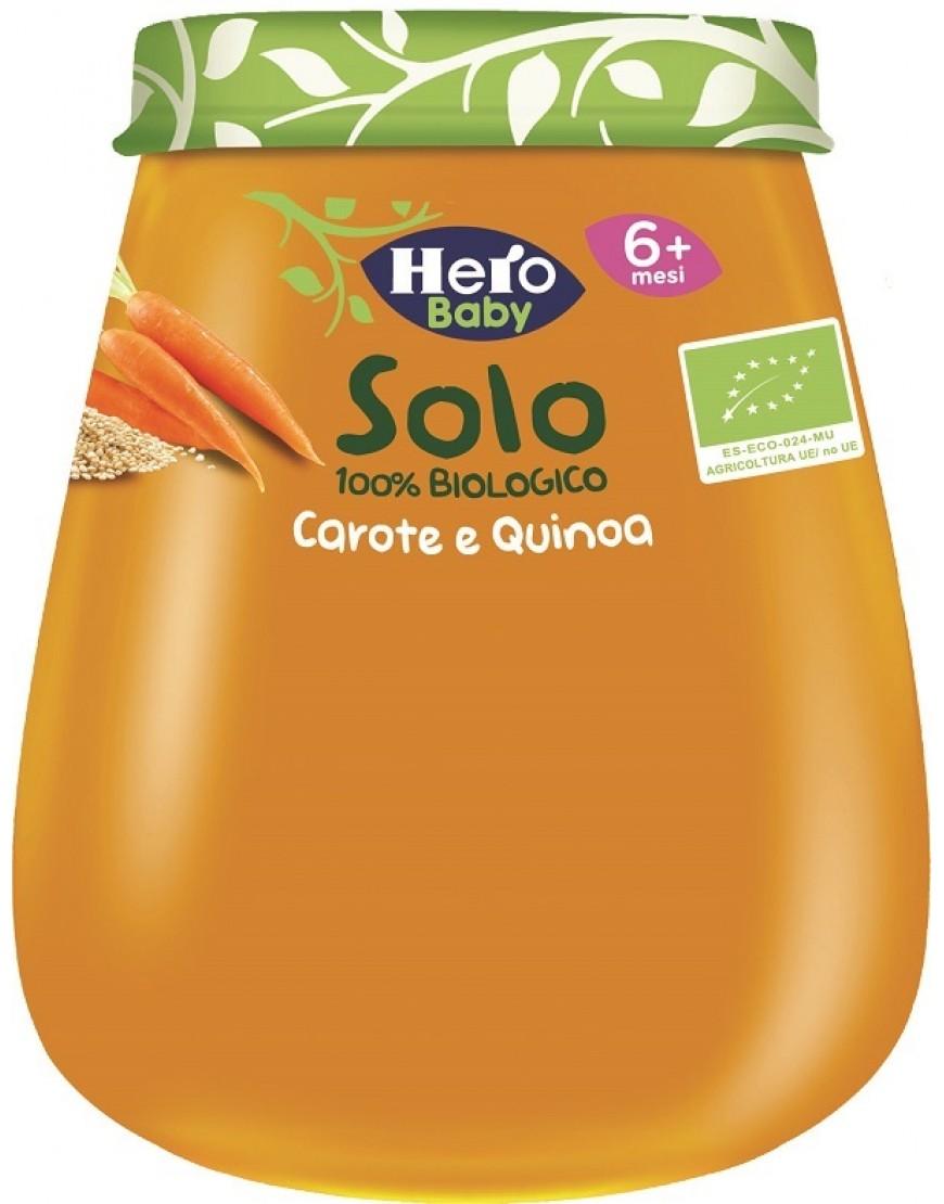 HERO SOLO OMOG CAROTA/QUINOA