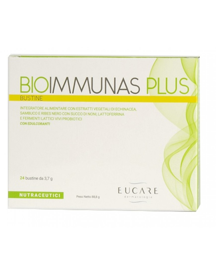 BIOIMMUNAS PLUS 24 BUSTINE