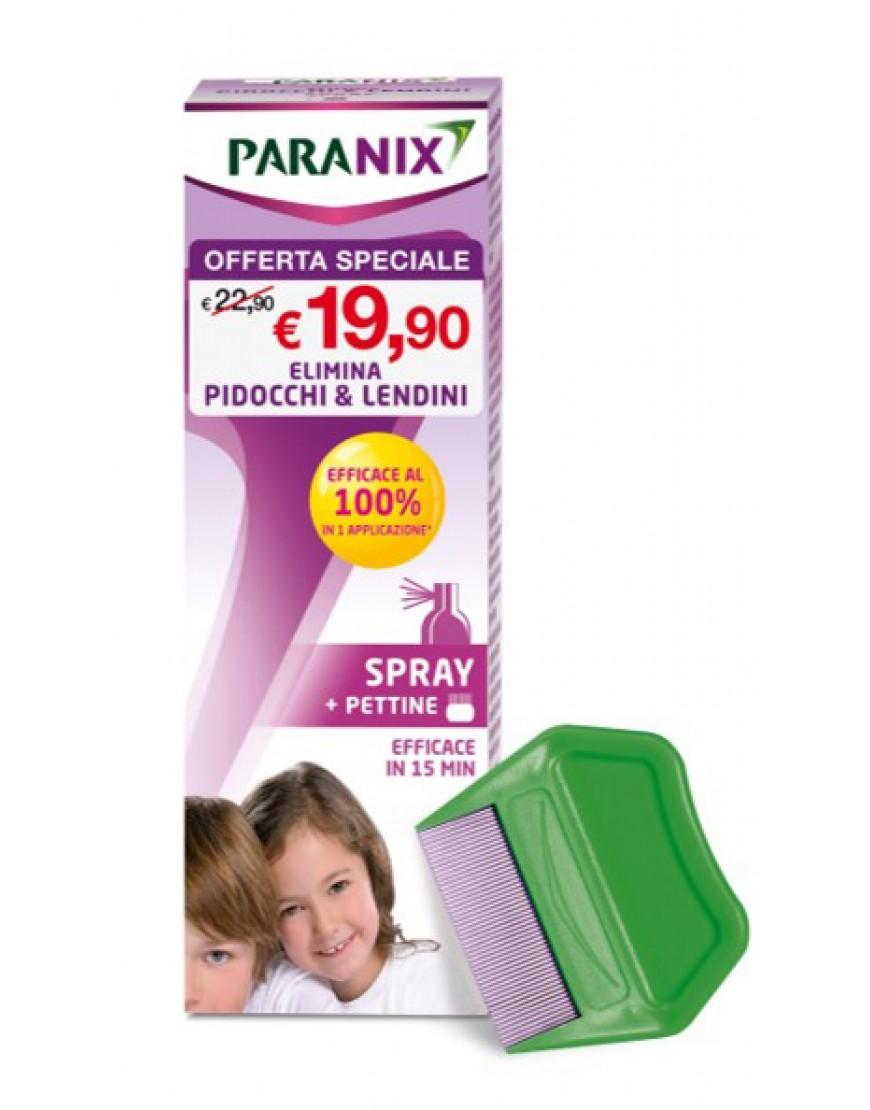 PARANIX SPRAY EXTRAFORTE TRATT