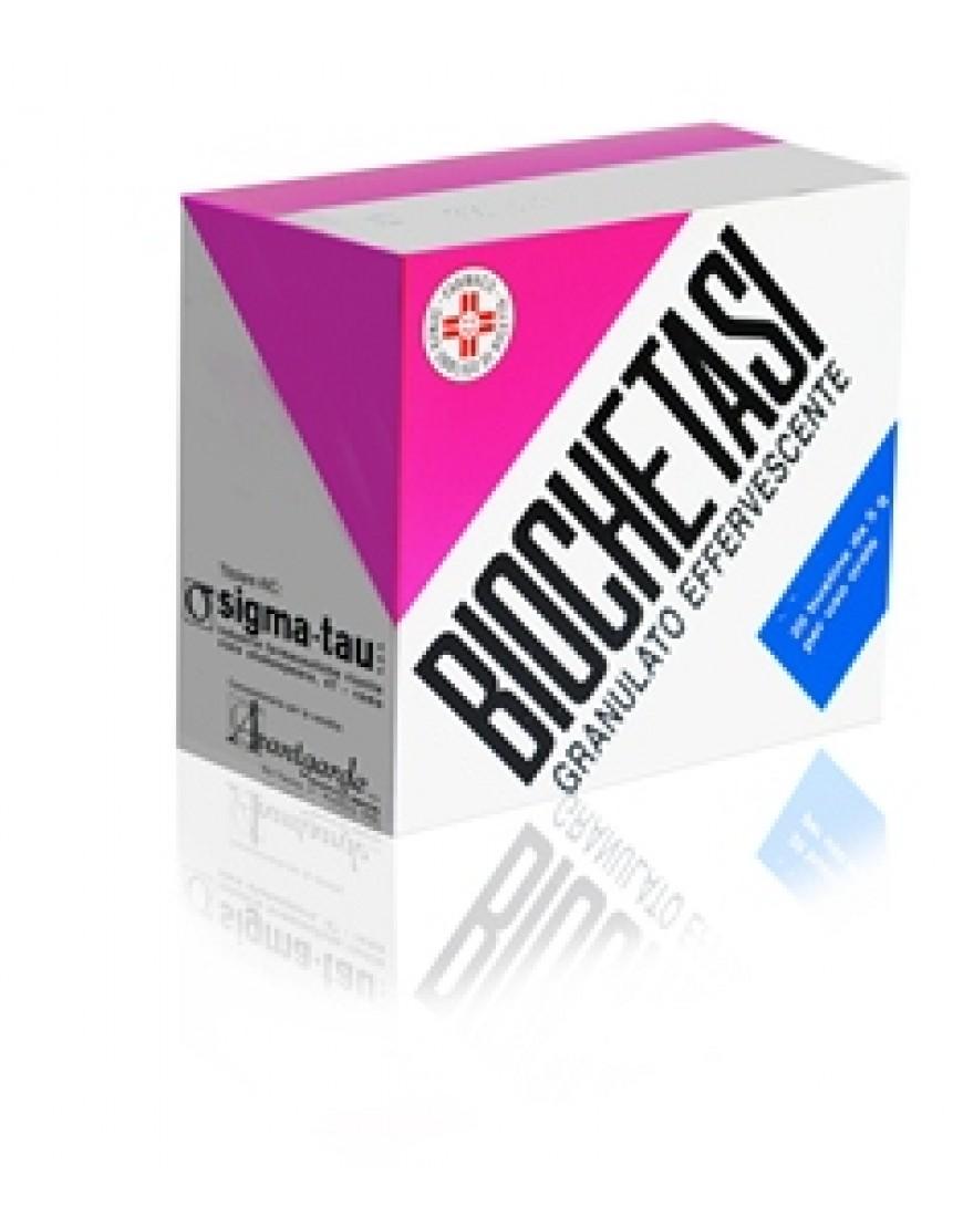 BIOCHETASI 20 BUSTINE EFFERVESCENTI