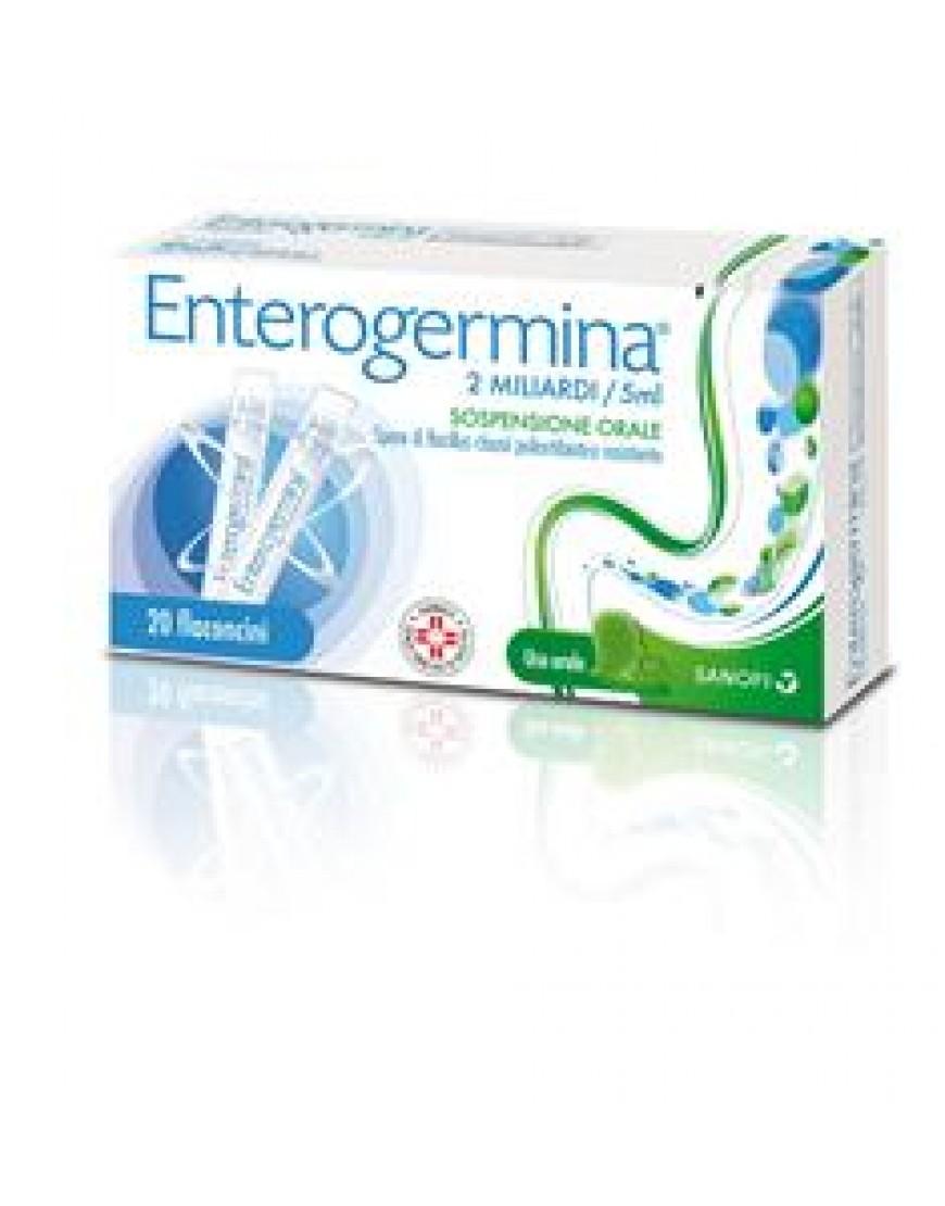 ENTEROGERMINA  20Fa 2MLD/5ML