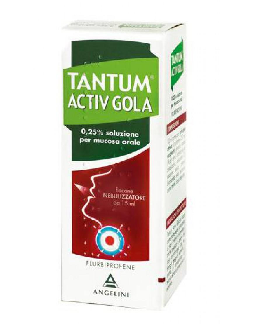 TANTUM VERDE GOLA*NEB 15ML0,25