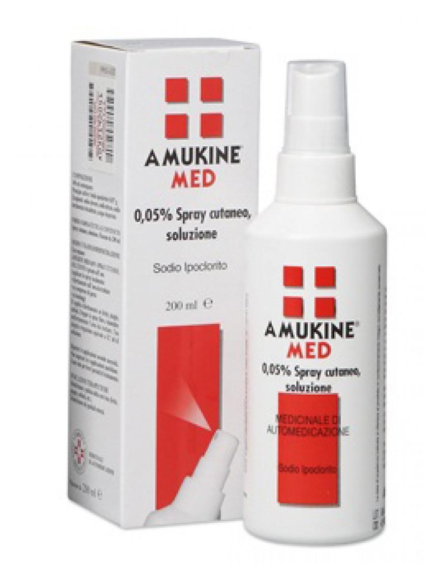 AMUKINE MED*SPR CUT 200ML0,05%