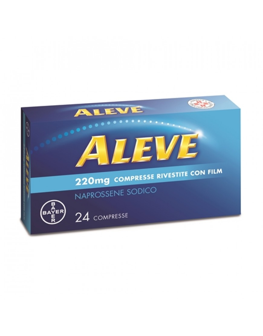 Aleve 24 compresse Rivestite 220MG