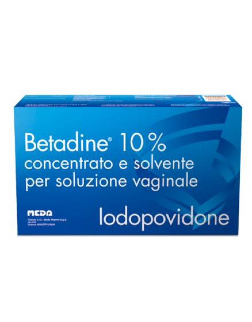 Betadine Soluzione Vaginale 5 flaconi +5F+5CAN